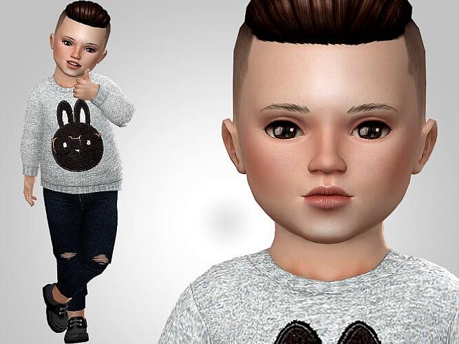 Tobi Martinez Sims 4 Toddler Male