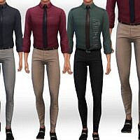 Trousers Sims 4 Males