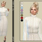 Turtleneck Sims 4 Sweater