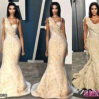 Vanity Fair Sims 4 Dress