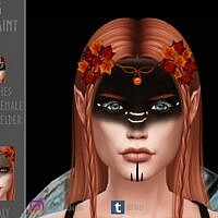 Viking Sims 4 Facepaint V3