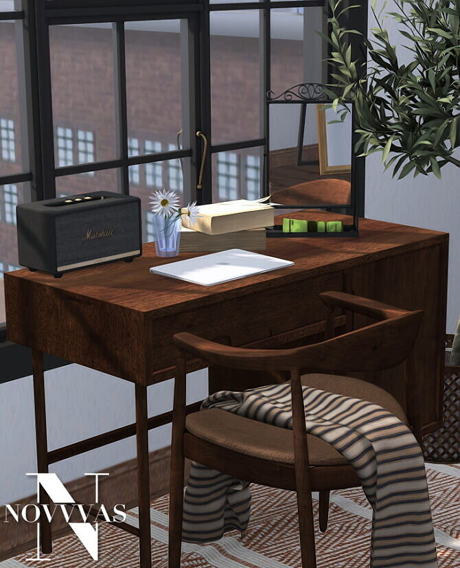 Sims 4 Vintage Furniture Collection at Novvvas