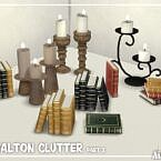 Walton Sims 4 Clutter Part 2