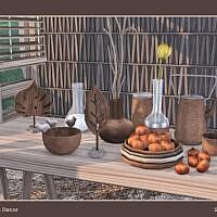 Xenia Sims 4 Decor Set