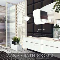 Zana Sims 4 Bathroom1