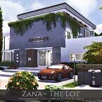Zana Sims 4 House