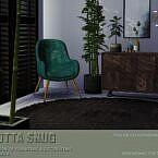 Zenotta Snug Sims 4 Furniture Decor Set