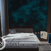 Abyss Wall Mural By Networksims