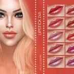 Lipstick Z45 By Zenx