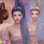 J257 Unicorn's Dream Hair