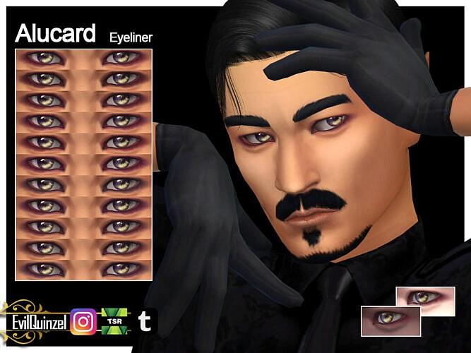 Alucard Eyeliner By Evilquinzel