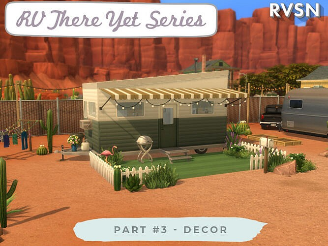 Rv There Yet Series Decor By Ravasheen