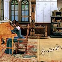Scribe Career By Miraimayonaka