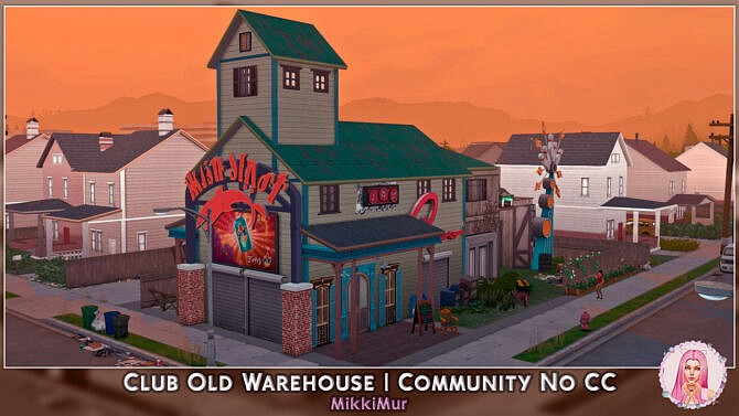 Club Old Warehouse