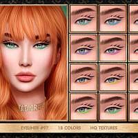 Eyeliner #97 By Jul_haos