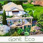 Gone Eco House By Simmer_adelaina