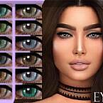 Eyes N39 By Magichand