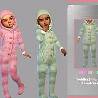 Toddler Jumpsuit By Lyllyan