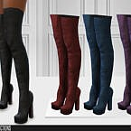 655 High Heel Boots By Shakeproductions