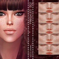 Freckles Z02 By Zenx