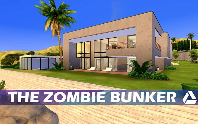 The Zombie Bunker By Cicada