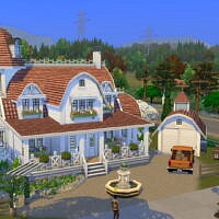 Family Farmhouse Bridleton Bay40x40 By Bradybrad7