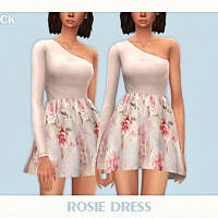 Rosie Dress By Black Lily