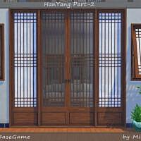 Hanyang Traditional Korean Windows And Doors Part 02