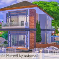 Melania Moretti Home By Nolcanol