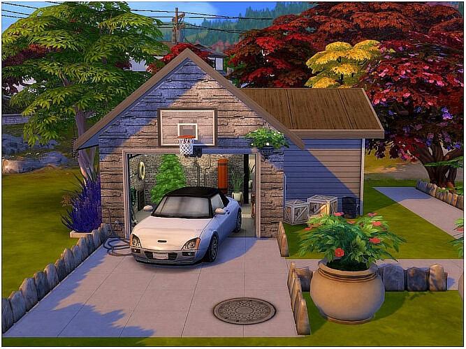 Workshop Garage By Lotsbymanal