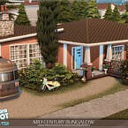 Retro Mid Century Bungalow By Mychqqq