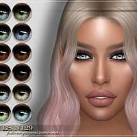 Frs Eyes N129 By Fashionroyaltysims