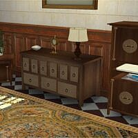 Colonial Style Furniture By Clara
