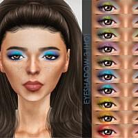 Eyeshadow 3 (hq) By Caroll91