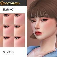 Blush N01 By Anonimux Simmer