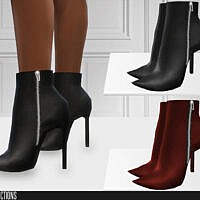 659 High Heel Boots By Shakeproductions