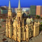 Cathedral Da Se By Plumbobkingdom