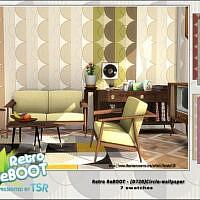 Retro D720 Circle Wallpaper By Danuta720