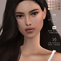 Skin N3 Original + Winter And Soul Mirrors