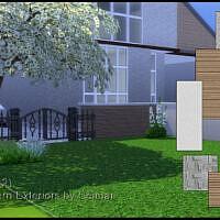 Modern Exteriors Part 2 By Seimar8