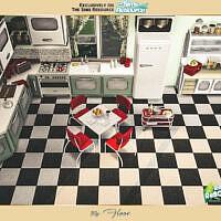 Retro Reboot 50s Floor By Caroll91