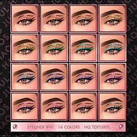 Eyeliner #89 By Jul_haos