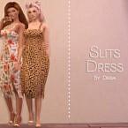 Slits Dress By Dissia