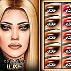 Luxe Eyeshadow N14 By Cosimetic
