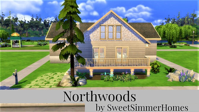 Northwoods House By Sweetsimmerhomes