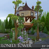 The Lonely Tower By Ineliz