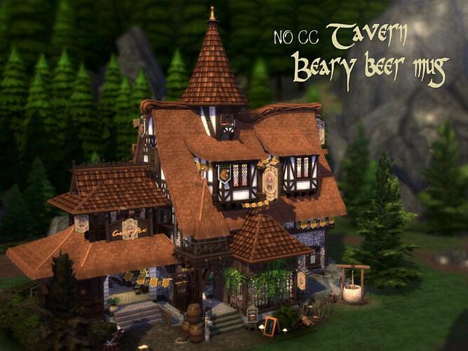 Tavern By Virtualfairytales