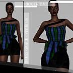 Rock Chic Vi Dress Grace By Viy Sims