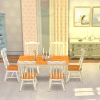 Ocean Pearl Dining Room By Lucy Muni