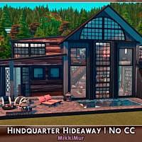 Hindquarter Hideaway Home